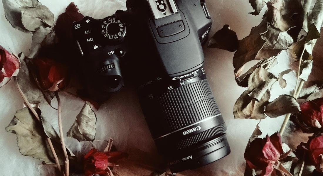 My Camera Canon 700D How I Take Photos for Instagram Elaine Howlin Literary Blog