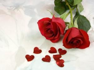 duas-rosas-vermelhas-e-de-imagem-em-forma-de-coracao_38-4181