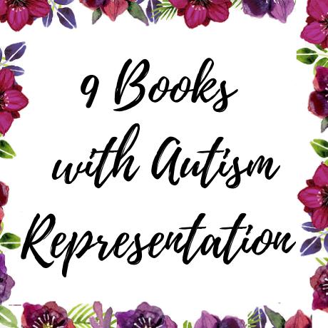 9 books with autism representation