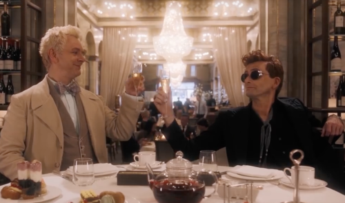 tenant and sheen in good omens