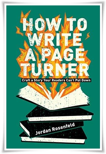 How to Write A Page Turner Cover