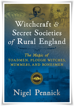 Witchcraft & Secret Societies of Rural England Cover